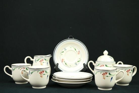 Keltcraft Tea Set Made By Noritake