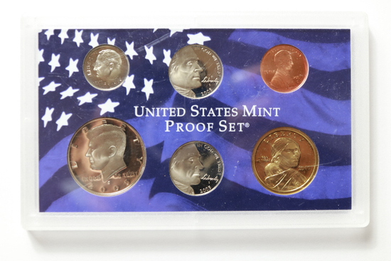 United States Mint Proof Set