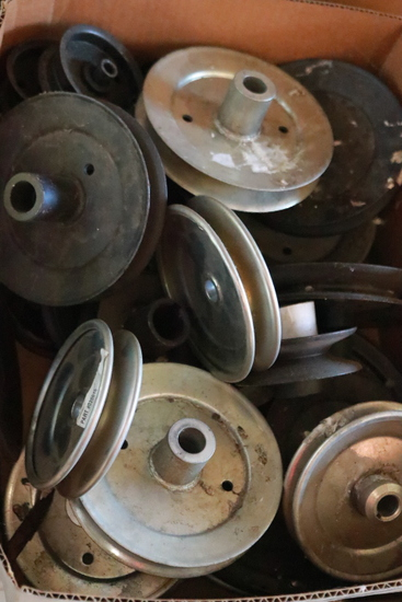 Box Of Pulleys