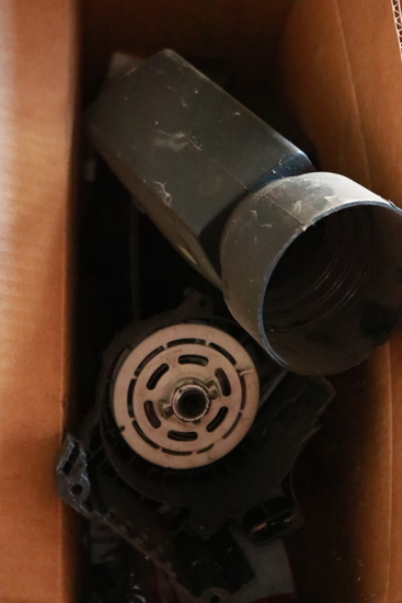 Misc. Parts, Gasket & Cleaner