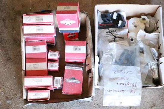 Gasket Rings, Starter Springs, Carburetor Kits