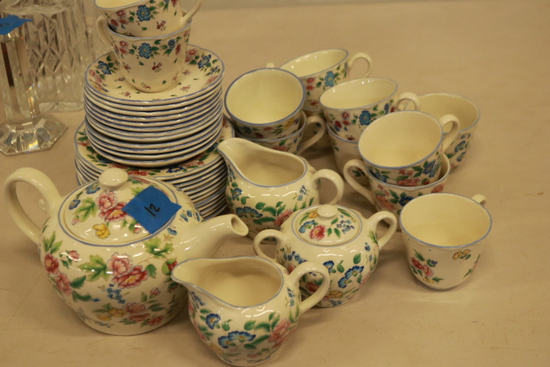 Hazelbary Tea Set
