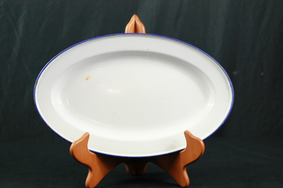 Enamelware Platter
