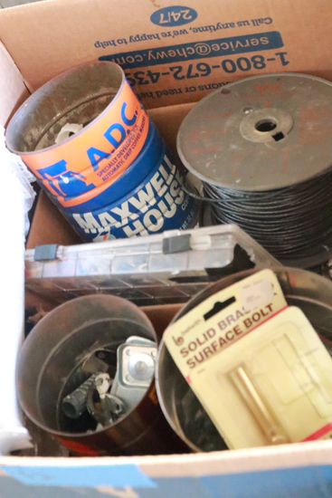 Misc. Wire & Fasteners, 2 Floor Grates