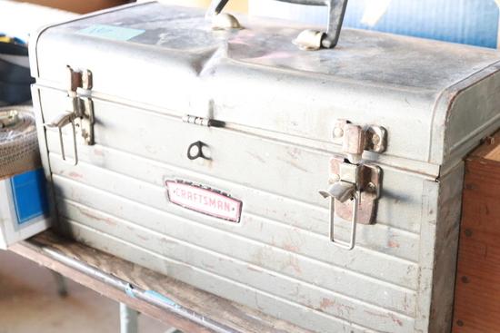 Craftsman Toolbox & Contents