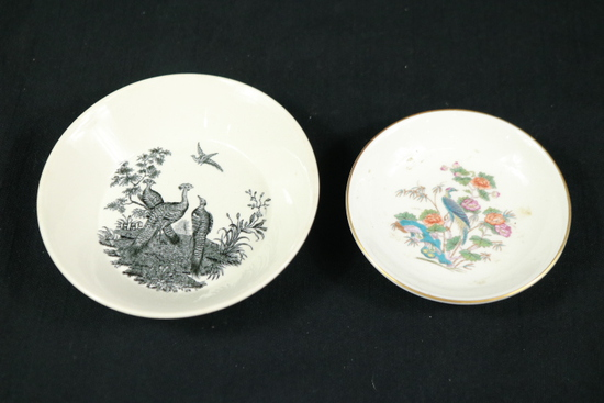 2 Wedgwood Plates