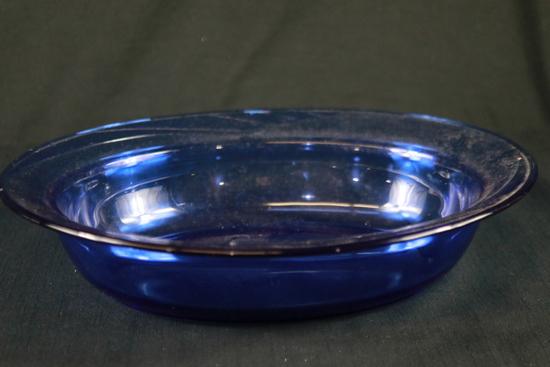 Cobalt Blue Bowl
