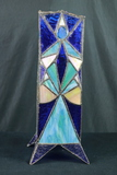 Stain Glass Sculpture