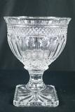 Crystal Pedestal Bowl