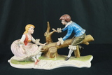 Colonial Style Figurine