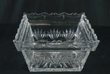 Glass Square Bowl