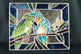 Stain Glass Mirror