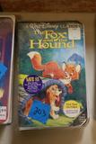 Walt Disney The Fox & The Hound VHS New Sealed Black Diamond Collection