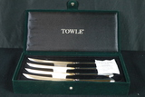 Set Of 4 Towle Stainless Steel Knives