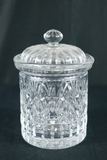 Shannon Crystal Covered Jar