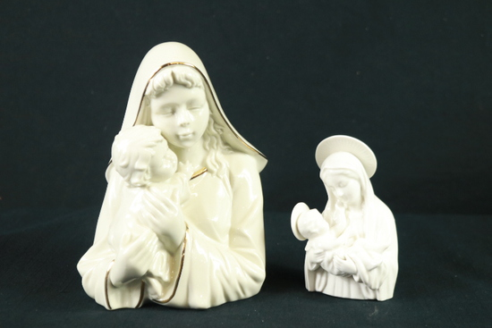 2 Porcelain Figurines