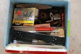 Gun Cleaning Kit, Wet Stone, & Misc. Hardware
