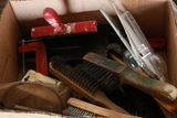 Wire Brushes, Clamps, & Trowels