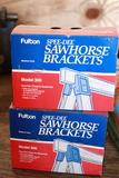 Sawhorse Brackets