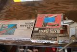 Stapler, Vise, & Riveter Kit
