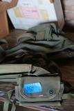 Military Bag & Belt