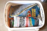 Splash Guard & Plastic Sheeting