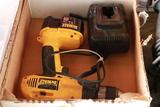 Dewalt Cordless Drill & Dewalt Battery Charger
