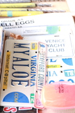 1976 Stafford County License Plate & Other Assorted License Plates