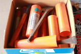 Box Of Assorted Scailing Tools