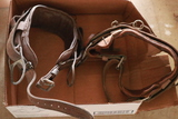 2 Leather Tool Belts