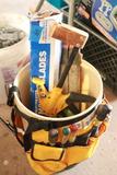 Tool Bucket & Contents