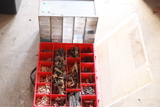 2 Organizer Boxes & Contents