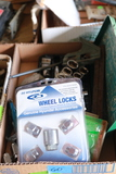 Sockets, Square, & Wheel Locks