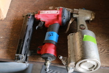 Campbell Hausfeld Paint Gun & Craftsman Nailer Stapler