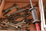 Box Of Wrenches