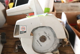 Black And Decker Skil Saw & Box Of Electric Heaters