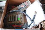 Propane Adapter, Sockets, & Chisels
