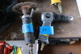 Central Pneumatic Drill & Grinder