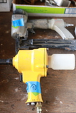 Paint Sprayer & Porter Cable Nail Gun