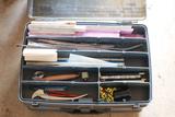 Plano Organizer Box & Contents
