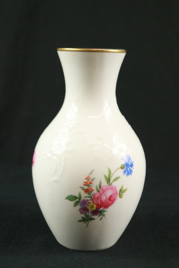 Gerold Porcelain Vase Made In Bavaria