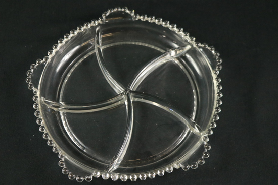 Candlewick Divided Tray