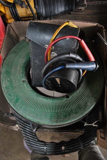 Electrical Tester & Plumbing Snake