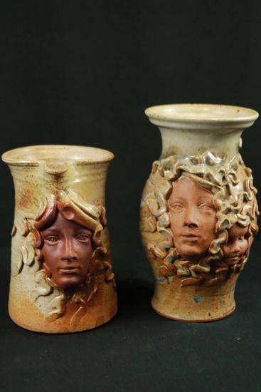 Vase & Pitcher