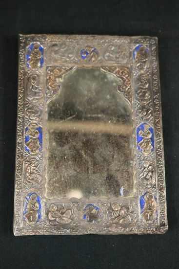 Religious Framed Mirror