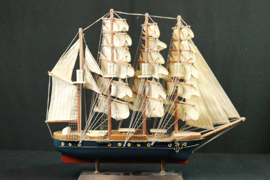 Model Clipper Ship