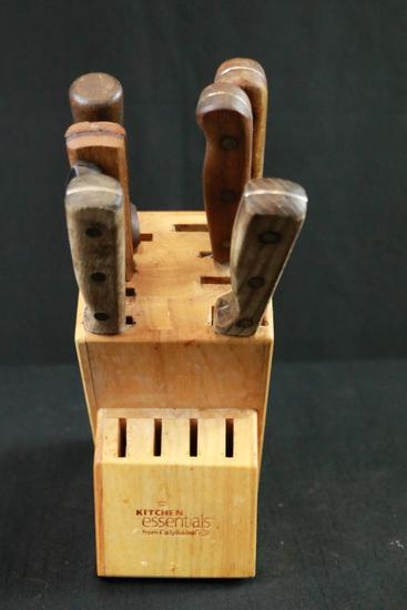Calphalon Knife Block