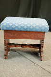 East Lake Oak Sewing Bench
