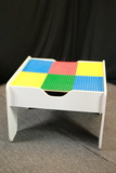 Child's Lego Play Table