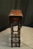 Small Gateleg Table With Drawer